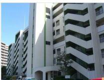 千里王子高層住宅C棟の外観写真
