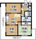 ライオンズマンション桃山台第2の外観写真