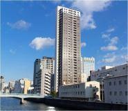 パークタワー大阪中之島フロントの外観写真
