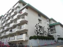桃山台マンションの外観写真