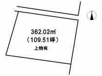 姫路市船津町1581番1、1581番2の間取り