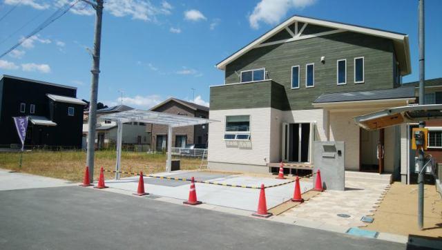 加西市北条町西高室保留地の外観写真