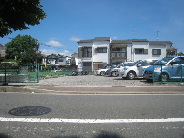 光苗園駐車場の外観写真