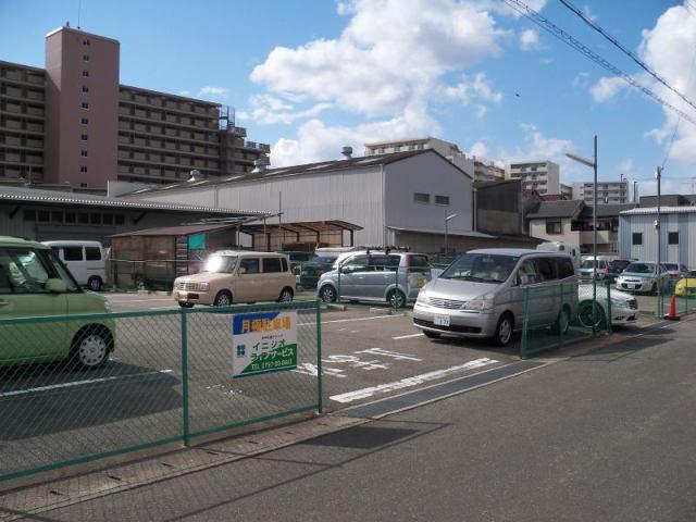 第二堀駐車場の外観写真