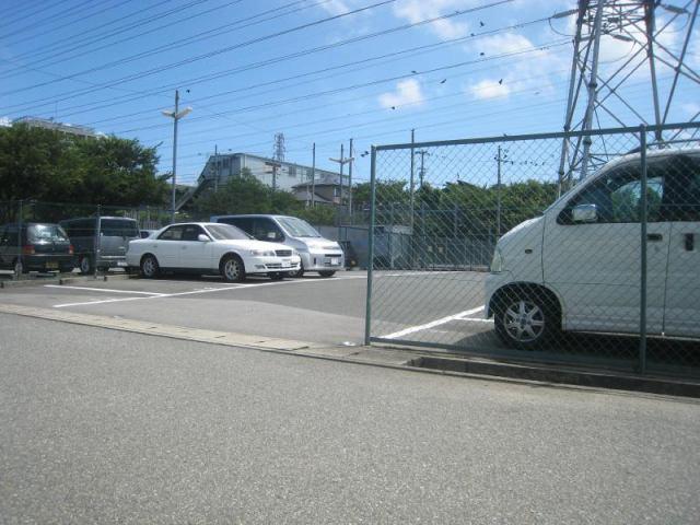 堀駐車場の外観写真