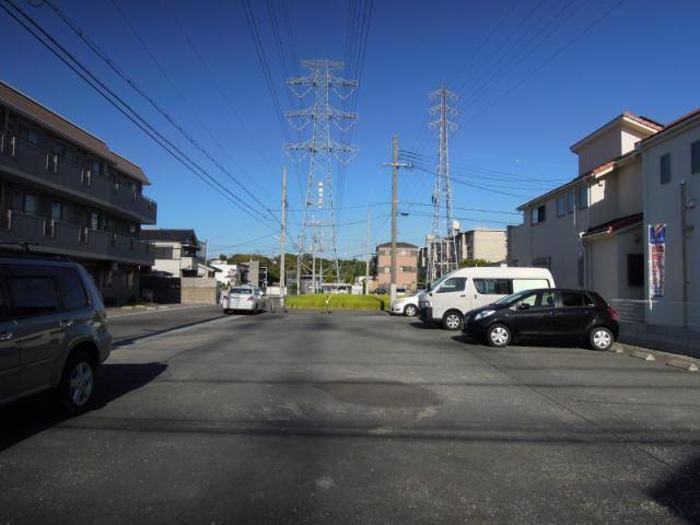 山田駐車場の外観写真