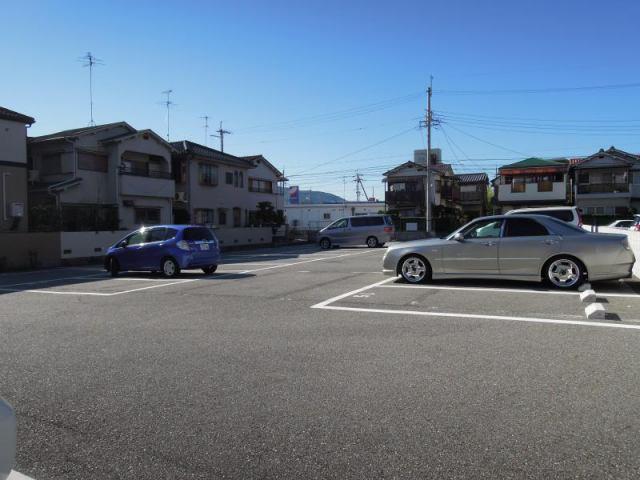 中野北駐車場の外観写真