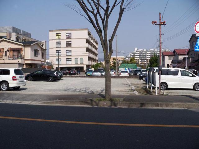 ハイムヤマダ駐車場の外観写真