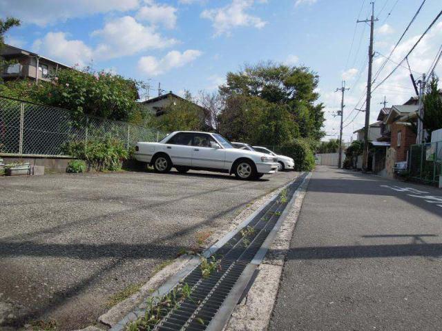 成瀬駐車場の外観写真