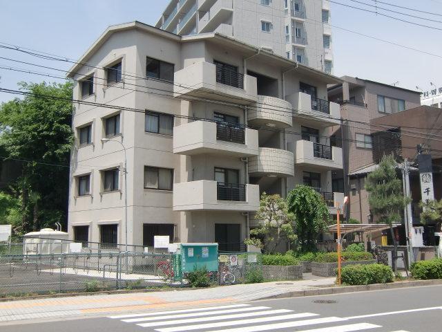吉田マンションの外観写真
