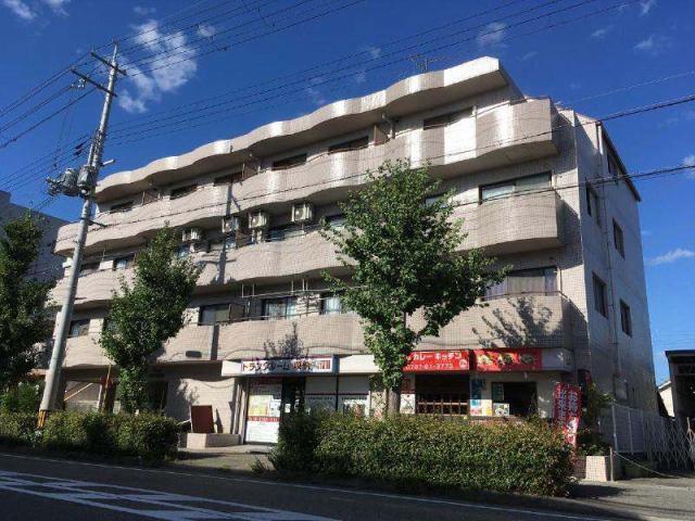 マンション ボナミ田中の外観写真