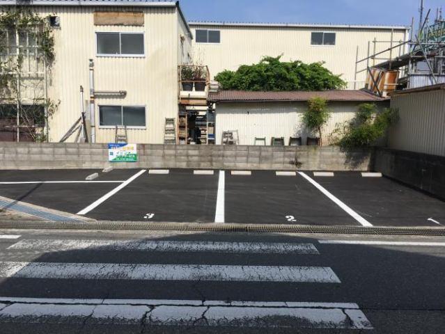 HARUKI駐車場の外観写真