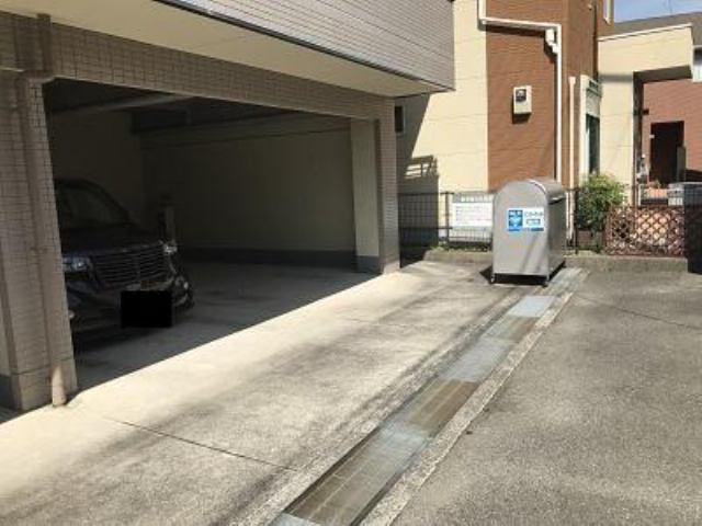 メゾネット栄根駐車場の外観写真
