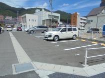 黒田様大町月極め駐車場の外観写真