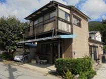 甲子町第15地割藤原様貸家の外観写真