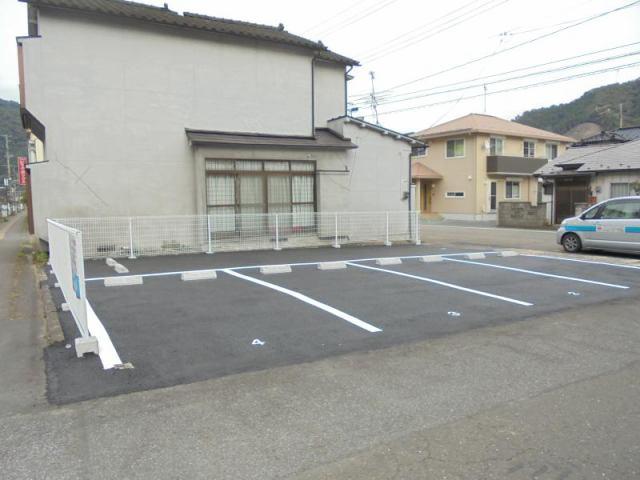 小佐野町久能様月極駐車場の外観写真