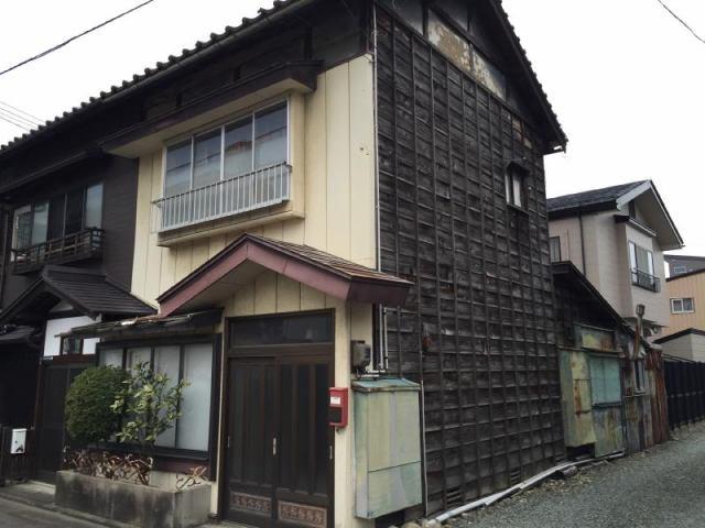 中ノ橋中古住宅の外観写真
