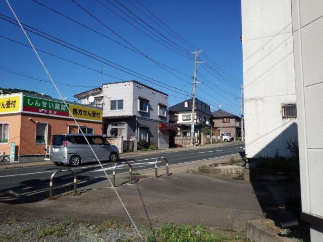 東松園中古住宅の外観写真