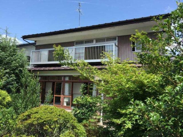 水沢区中古住宅の外観写真