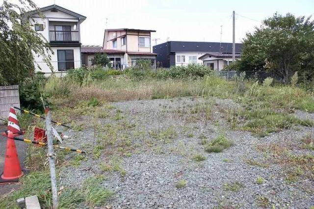 滝沢市巣子売地の外観写真