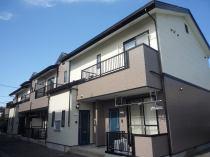 ニューシティ藤澤B棟の外観写真