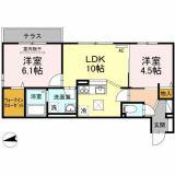 仮)D-roomレセンテ皆生