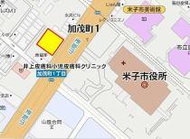 加茂町第三定期駐車場