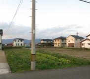 島根県出雲市斐川町求院売り土地 南側区画