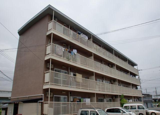新倉敷マンションAの外観写真