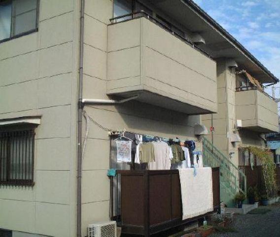 ヴィラ新倉敷の外観写真
