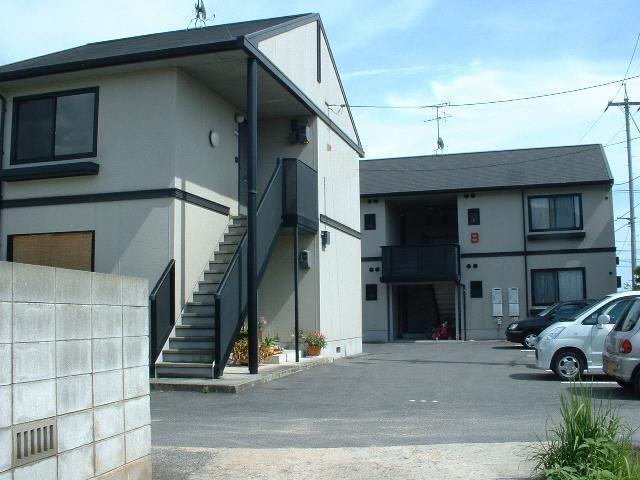 パール倉敷Bの外観写真