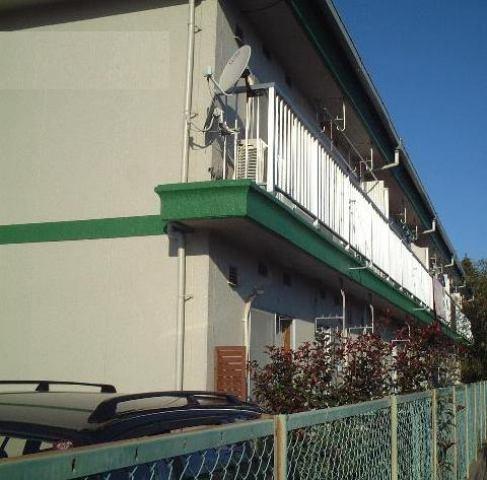 木ノ山グリーンハウスの外観写真