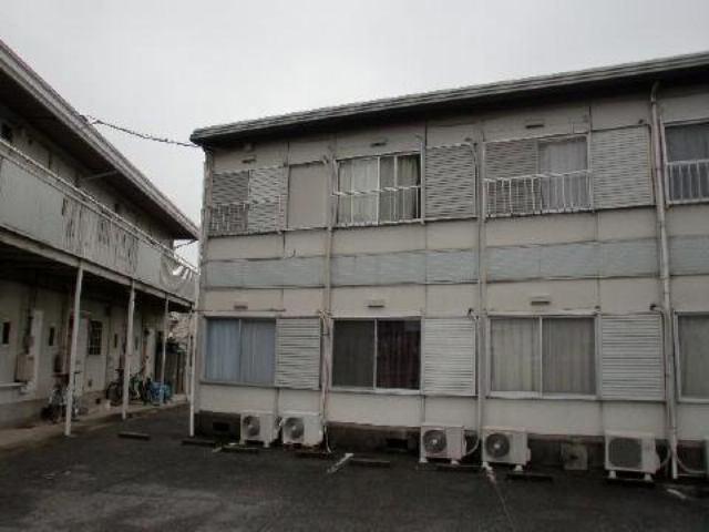 ダックハウス中島Bの外観写真