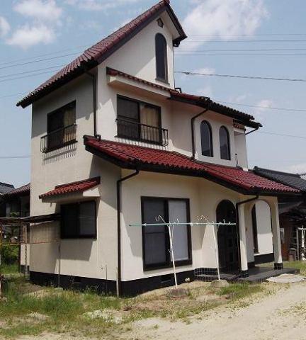 中野借家の外観写真