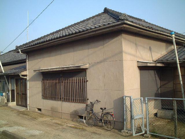 上野借家の外観写真