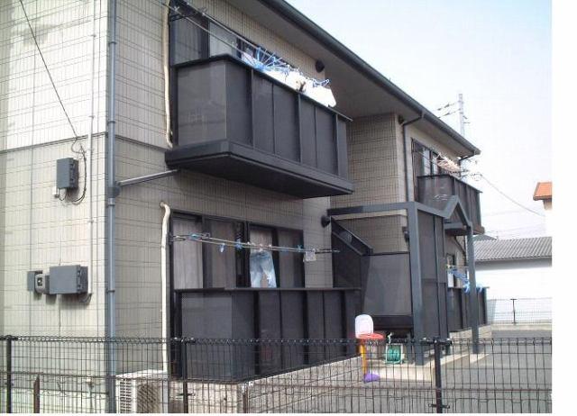 武蔵Aの外観写真