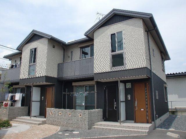 ルーナ新倉敷Aの外観写真