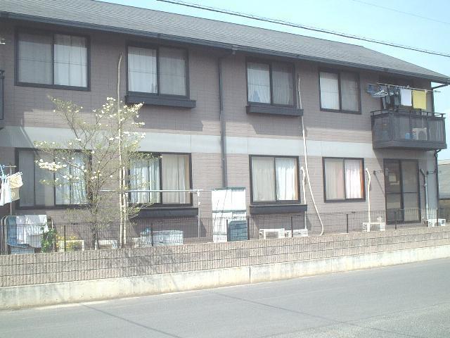 アエル乙島A棟の外観写真