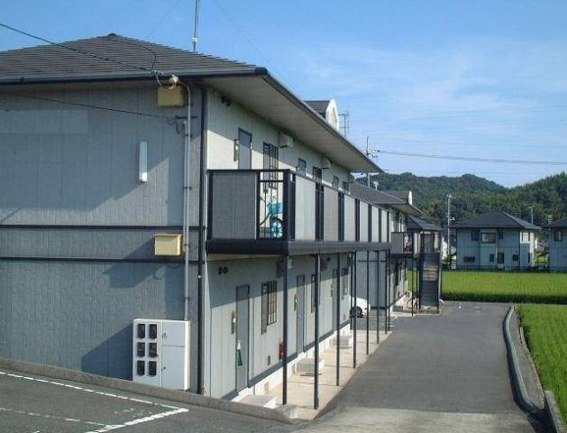 サンビレッジ阿賀崎Aの外観写真