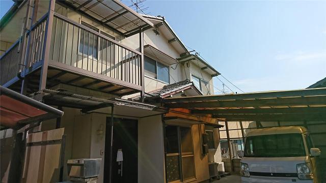 平田借家の外観写真