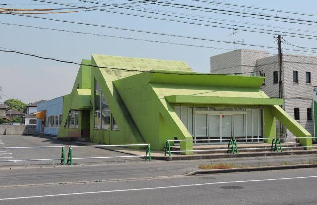 連島中央テナントの外観写真