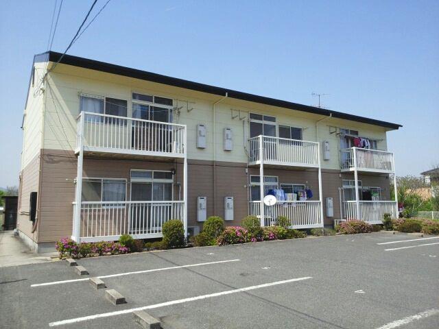 ニューシティ黒崎の外観写真