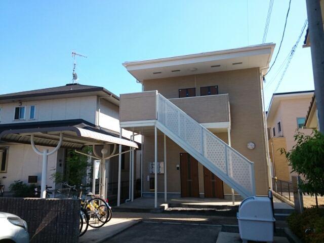 ルミネ長田Bの外観写真