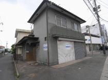 丸山店舗付住宅の外観写真