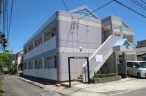 パーソナル永田弐番館の外観写真