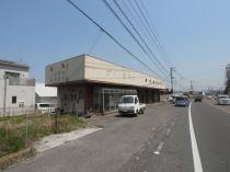 奥山T店舗の外観写真