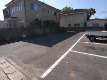 川崎駐車場の外観写真