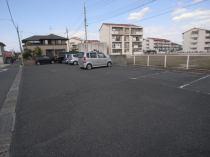 大橋駐車場の外観写真