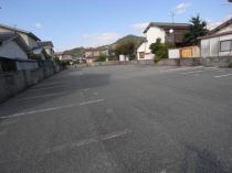 大倉産業駐車場の外観写真