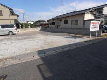 岡本駐車場の外観写真